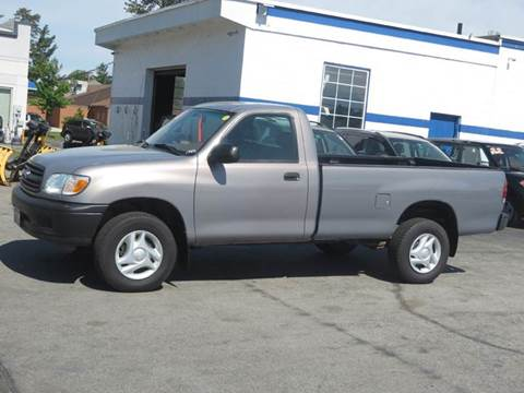 2002 Toyota Tundra for sale in Concord, NH