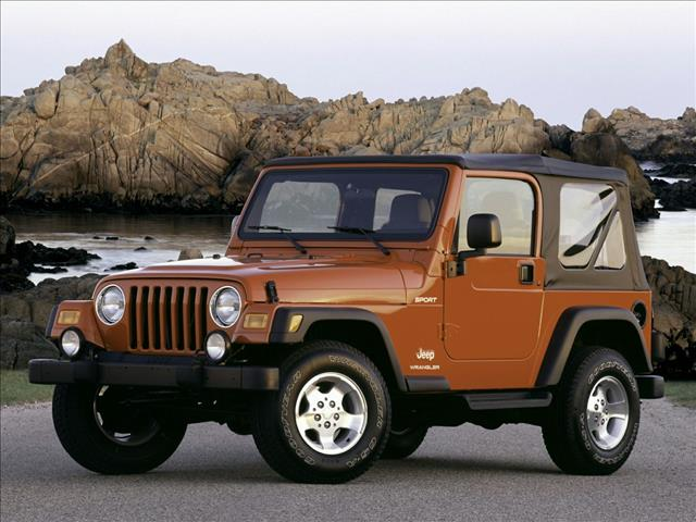2005 Jeep Wrangler for sale in MANASSAS VA
