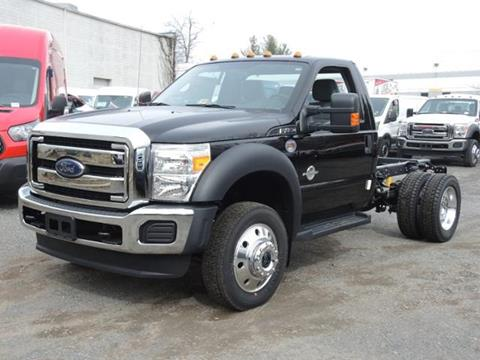 2016 Ford F-450 Super Duty for sale in Manassas, VA