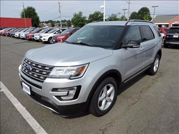 2017 Ford Explorer for sale in Manassas, VA