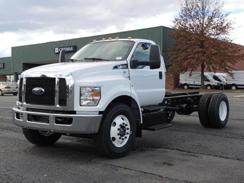 2017 Ford F-650 Super Duty for sale in Manassas, VA