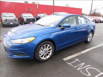 2017 Ford Fusion for sale in Manassas, VA