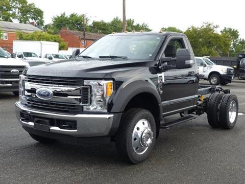 2017 Ford F-450 Super Duty for sale in Manassas, VA