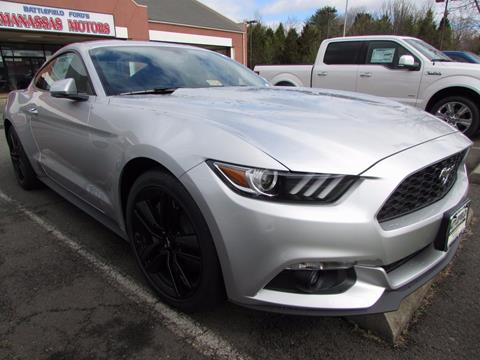 2017 Ford Mustang for sale in Manassas, VA
