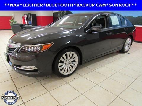 2014 Acura RLX for sale in Manassas, VA