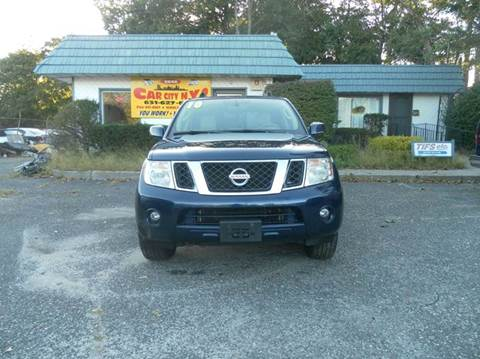 2010 Nissan Pathfinder for sale in Medford, NY
