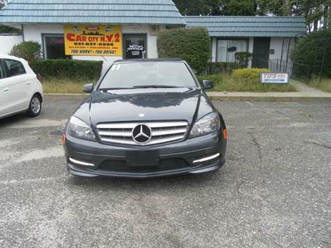 2011 Mercedes-Benz C-Class for sale in Medford, NY