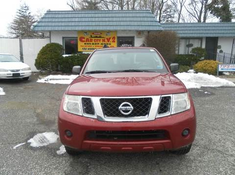 2008 Nissan Pathfinder for sale in Medford, NY