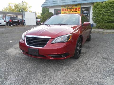 2011 Chrysler 200 for sale in Medford, NY