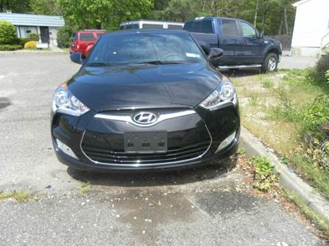 2016 Hyundai Veloster for sale in Medford, NY
