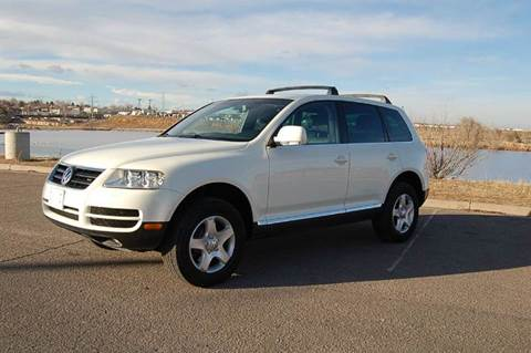 2004 Volkswagen Touareg for sale in Englewood, CO