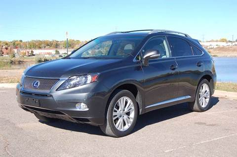2011 Lexus RX 450h for sale in Englewood, CO