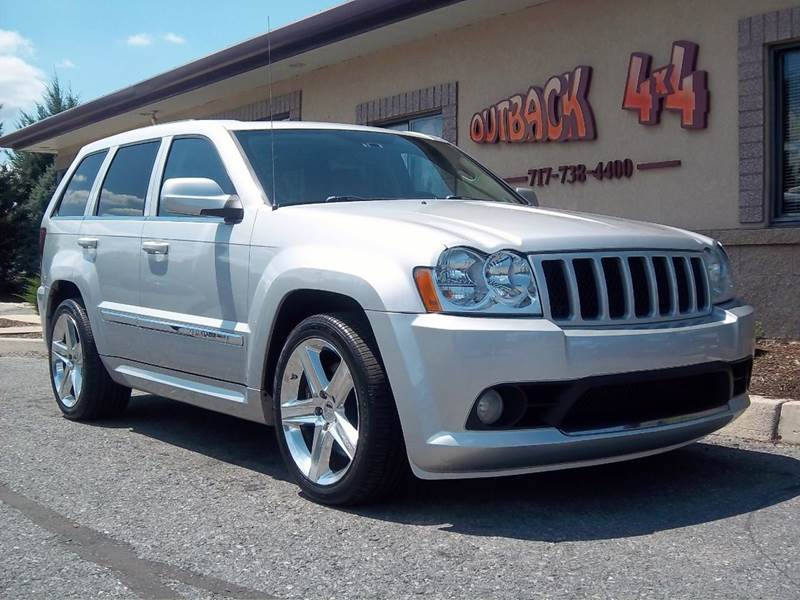 2006 jeep grand cherokee srt8 4dr suv 4wd w front side airbags in ephrata pa outback 4x4. Black Bedroom Furniture Sets. Home Design Ideas
