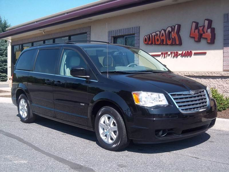 2008 chrysler town and country touring 4dr mini van in ephrata pa outback 4x4. Black Bedroom Furniture Sets. Home Design Ideas