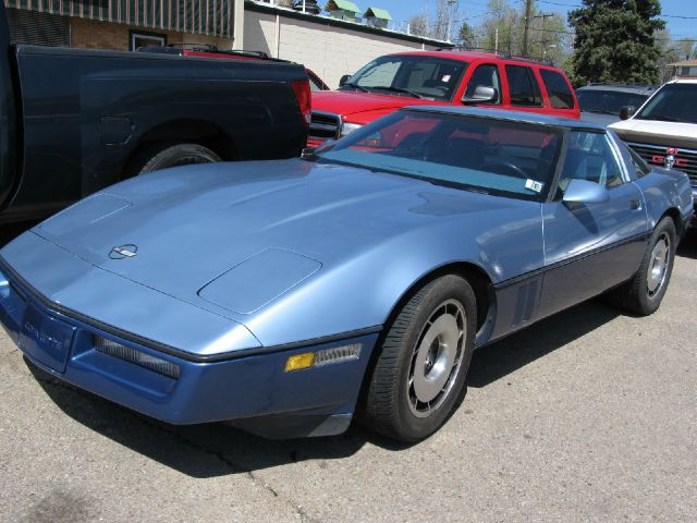 Used 1984 chevrolet corvette for sale for Mccormick motors decatur il