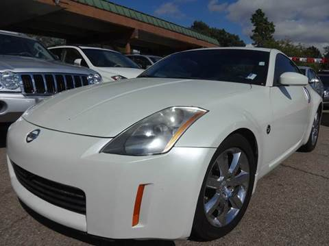 2004 Nissan 350Z for sale in Greeley, CO