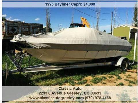 1995 Bayliner Capri for sale in Greeley, CO