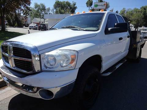 2008 Dodge Ram Chassis 3500 for sale in Greeley, CO