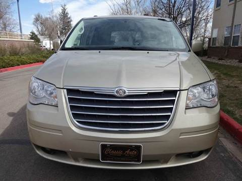 chrysler town and country for sale colorado. Black Bedroom Furniture Sets. Home Design Ideas
