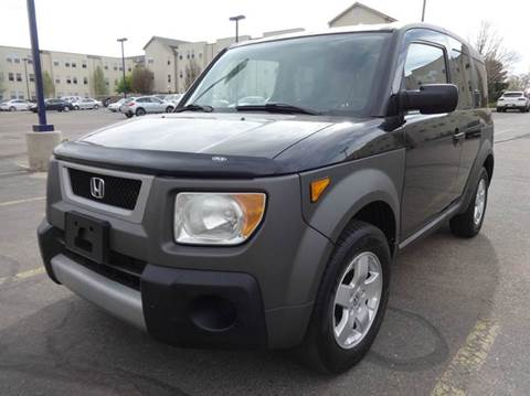 2003 Honda Element for sale in Greeley, CO