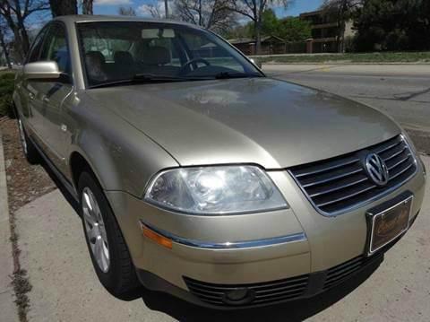 2001 Volkswagen Passat for sale in Greeley, CO