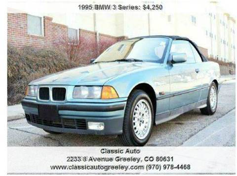 1995 BMW 3 Series for sale in Greeley, CO