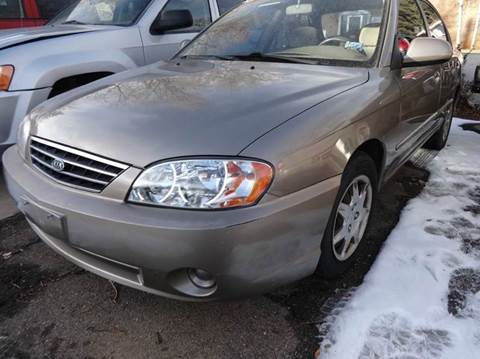 2003 Kia Spectra for sale in Greeley, CO