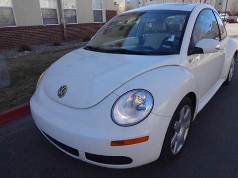 2008 Volkswagen New Beetle for sale in Greeley, CO