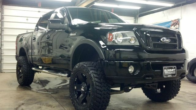 2008 Ford F150 Crew Cab New 6 inch Lift Kit 35 inch Nitto's on 20 inch XD Wheels