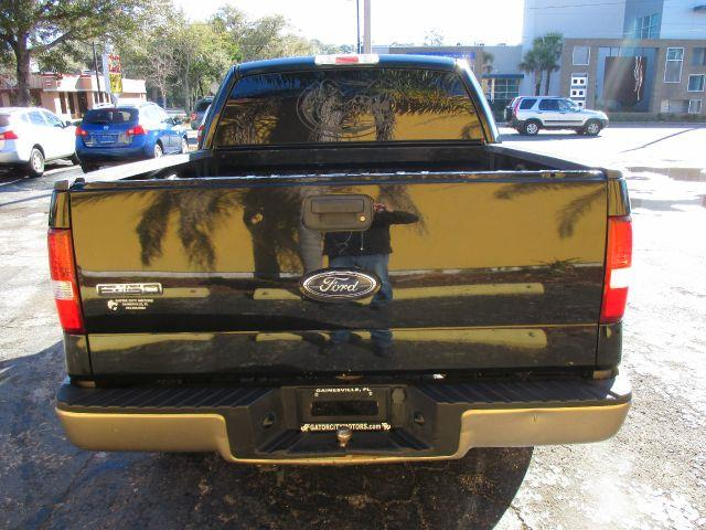 2005 Ford F 150 Lariat Supercab 5 5 Ft Box 2wd For Sale In