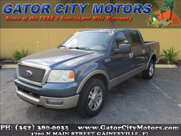 2005 Ford F-150 for sale in Gainesville, FL