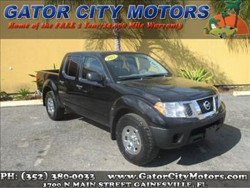 Nissan Frontier For Sale Gainesville Fl