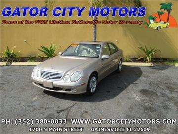 2003 Mercedes Benz E Class For Sale Poughkeepsie Ny