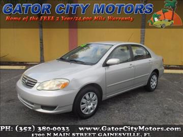 Toyota Corolla For Sale Baton Rouge La