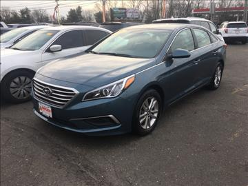 2016 Hyundai Sonata for sale in South Amboy, NJ
