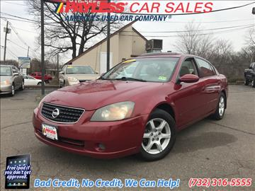 2006 Nissan Altima for sale in South Amboy, NJ