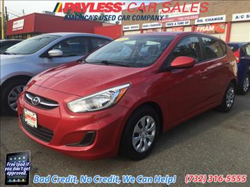 2015 Hyundai Accent for sale in South Amboy, NJ