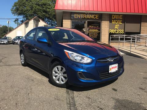 2016 Hyundai Accent for sale in South Amboy, NJ