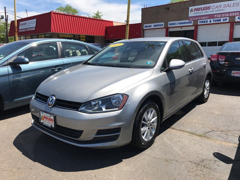 2016 Volkswagen Golf for sale in South Amboy, NJ