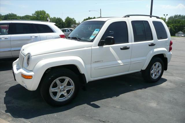 2004 jeep liberty limited 4wd 4dr suv in sioux city north. Black Bedroom Furniture Sets. Home Design Ideas