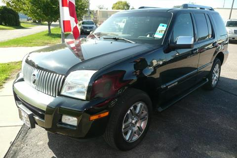 2007 Mercury Mountaineer for sale in Sioux City, IA