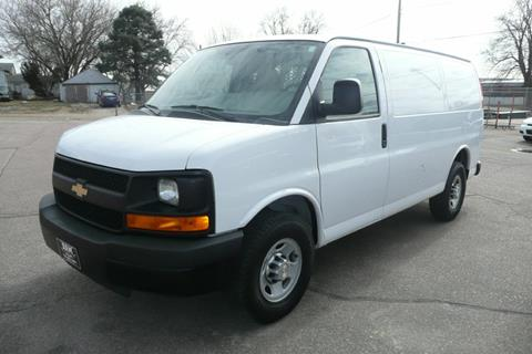 Used Cargo Vans For Sale in Iowa Carsforsalecom