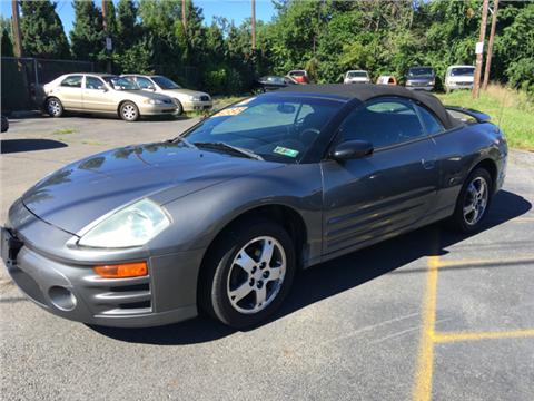2004 Mitsubishi Eclipse Spyder for sale in Scranton, PA