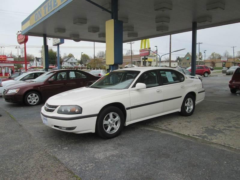 2003 chevrolet impala for sale in louisville ky. Black Bedroom Furniture Sets. Home Design Ideas