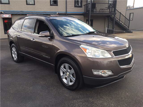 2009 Chevrolet Traverse for sale in Uniontown, PA
