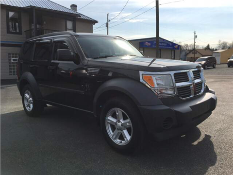 2007 Dodge Nitro for sale in Uniontown, PA