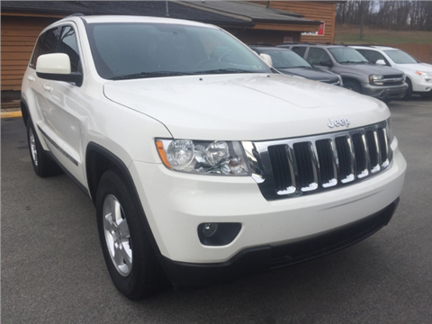 2012 Jeep Grand Cherokee for sale in Uniontown, PA