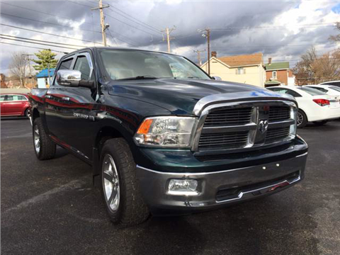 2011 RAM Ram Pickup 1500 for sale in Uniontown, PA