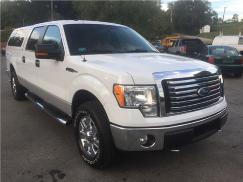 2010 Ford F-150 for sale in Uniontown, PA
