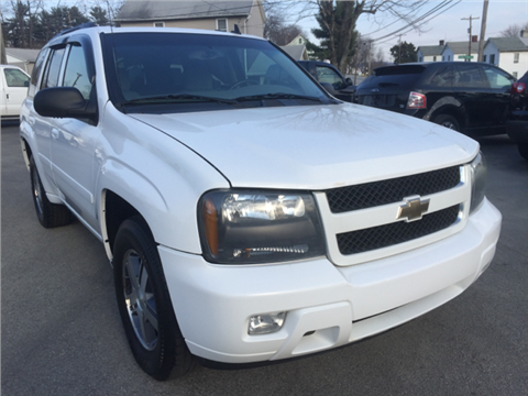 2007 Chevrolet TrailBlazer for sale in Uniontown, PA